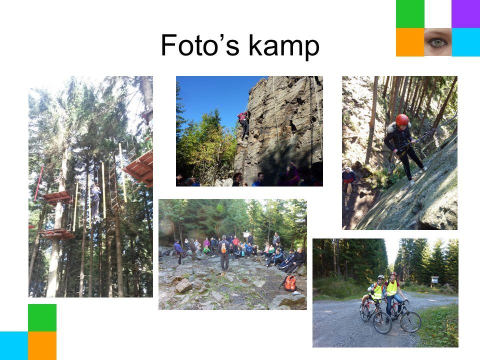 Foto's kamp