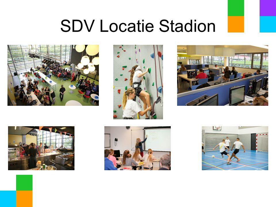 SDV Locatie Stadion