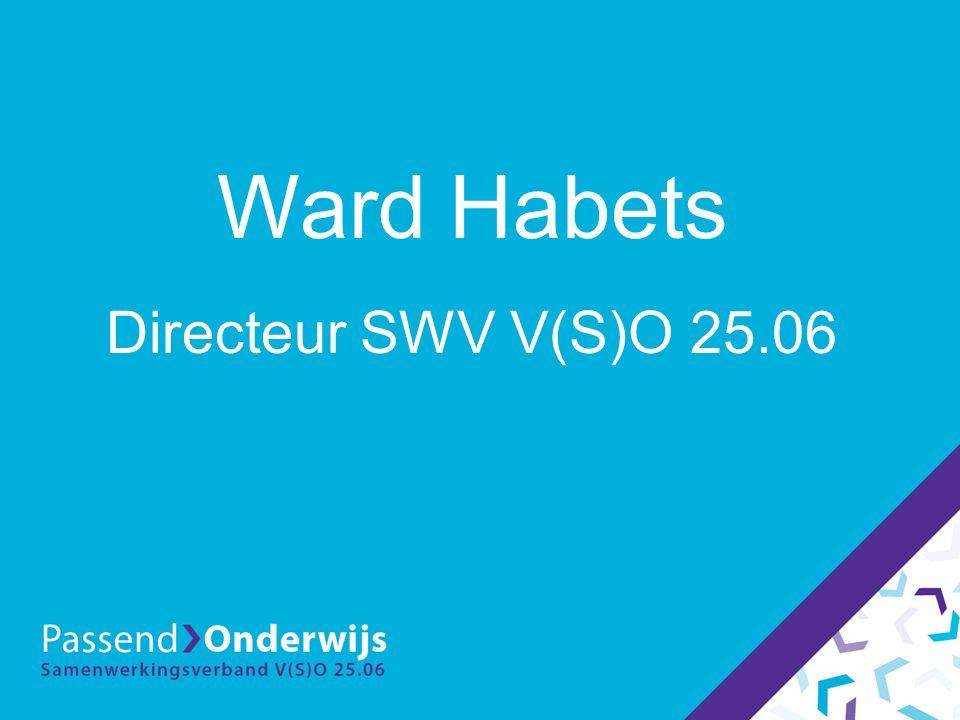 Ward Habets Directeur SWV V(S)O 25.06