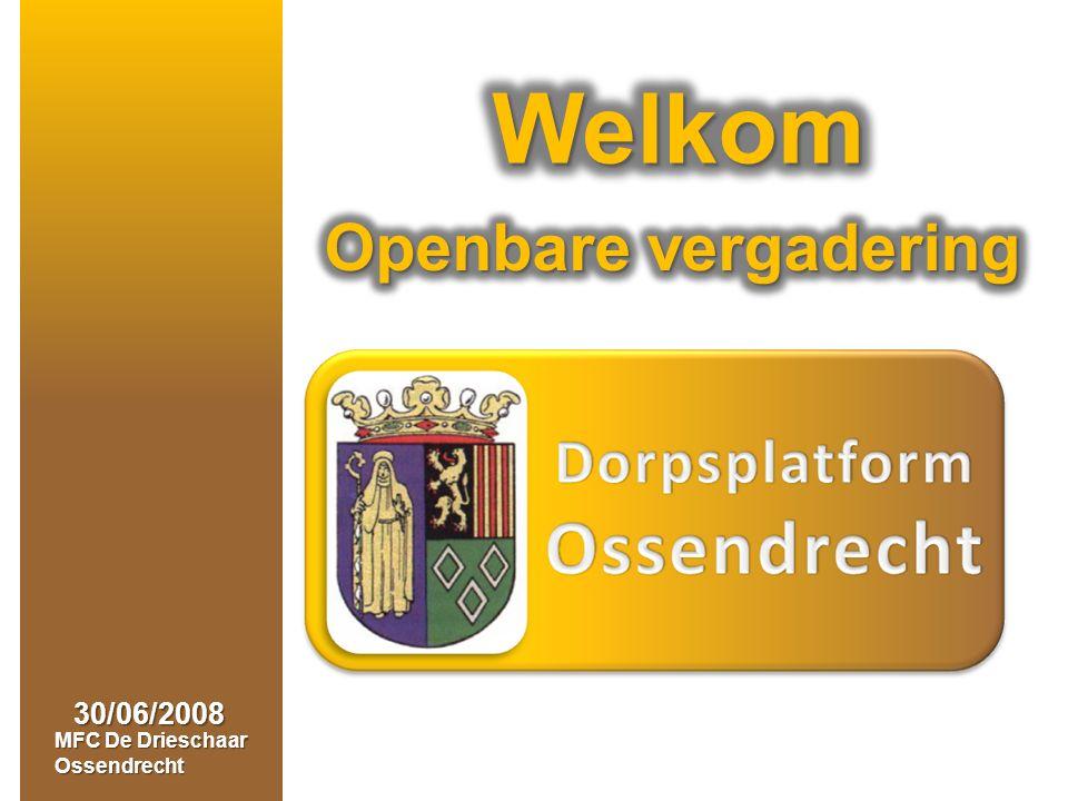MFC De Drieschaar Ossendrecht 30/06/2008