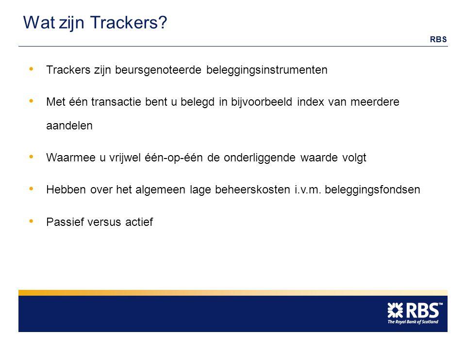 RBS Wat zijn Trackers.