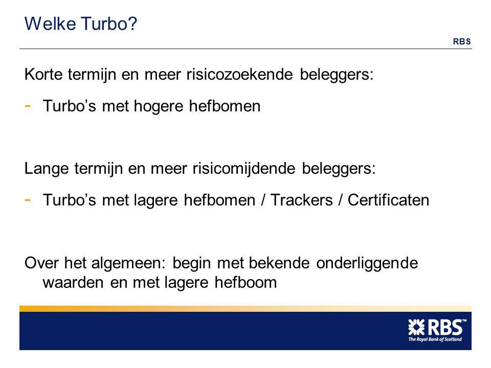 RBS Welke Turbo.
