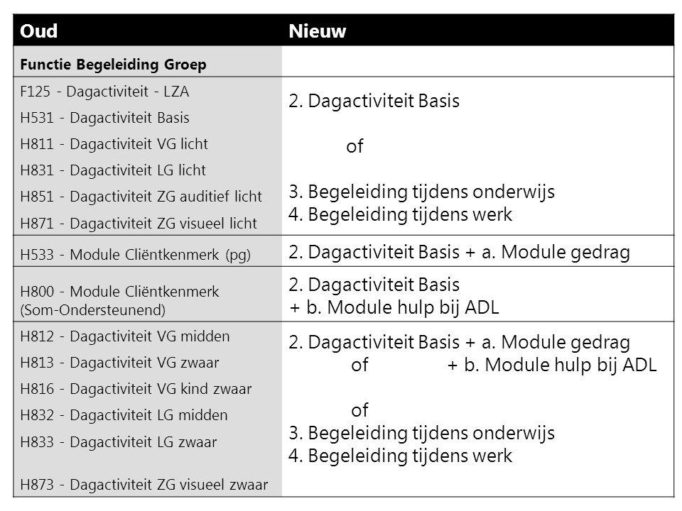 15 OudNieuw Functie Begeleiding Groep F125 - Dagactiviteit - LZA 2.