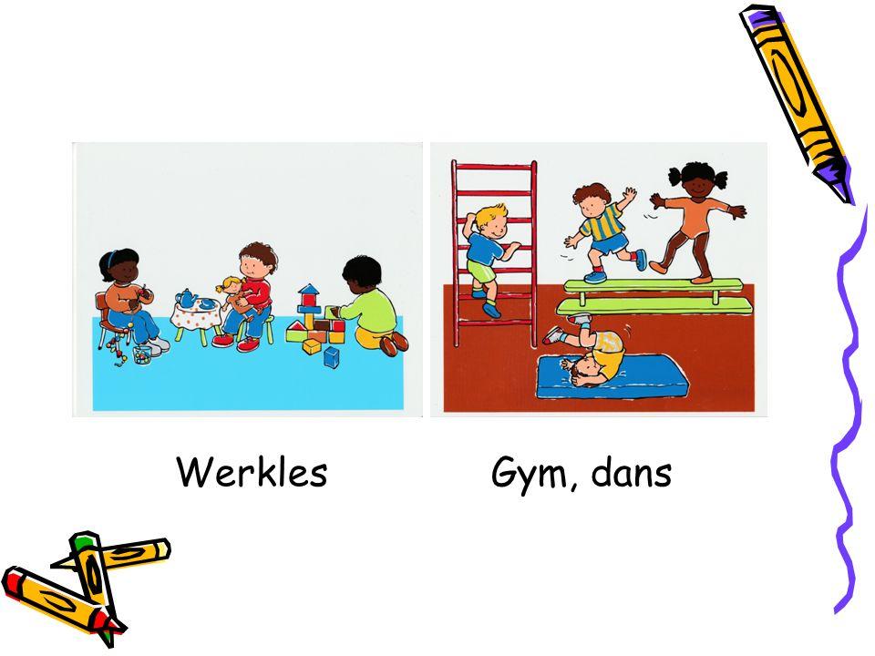 WerklesGym, dans