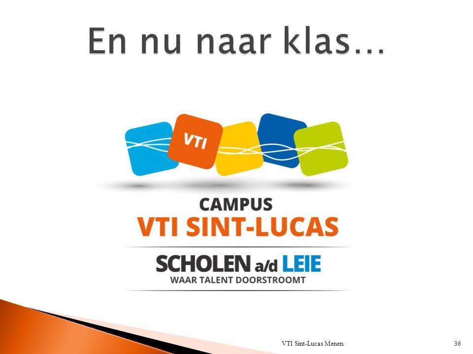VTI Sint-Lucas Menen36