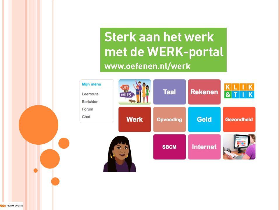 D E VOORBEREIDING Opzet gemaakt voor de implementatie van oefenen.nl voor het MT Plan van aanpak Tijdslijn Kostenplaatje