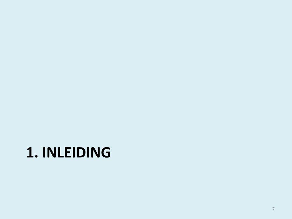 1. INLEIDING 7