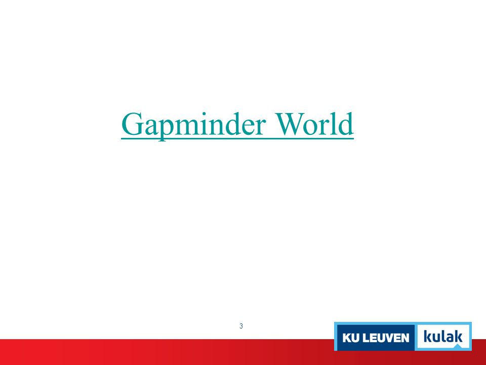 Gapminder World 3