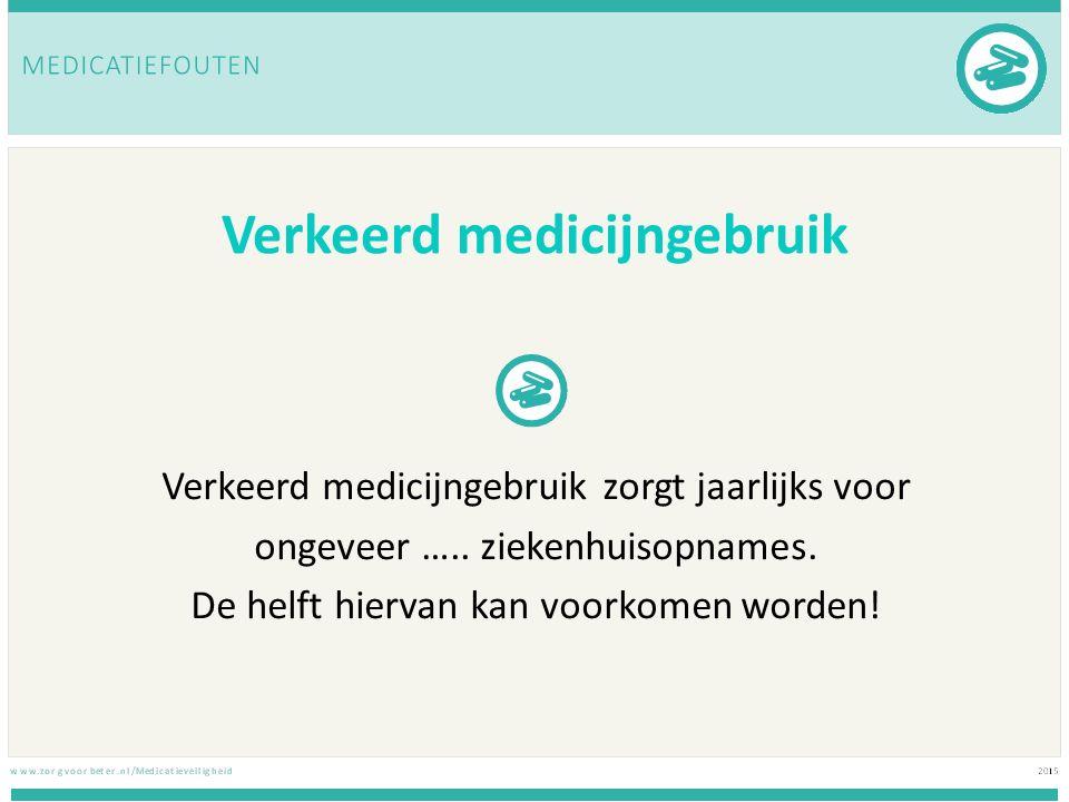 Welke factoren spelen een rol bij medicatie gerelateerde ziekenhuisopnamen?