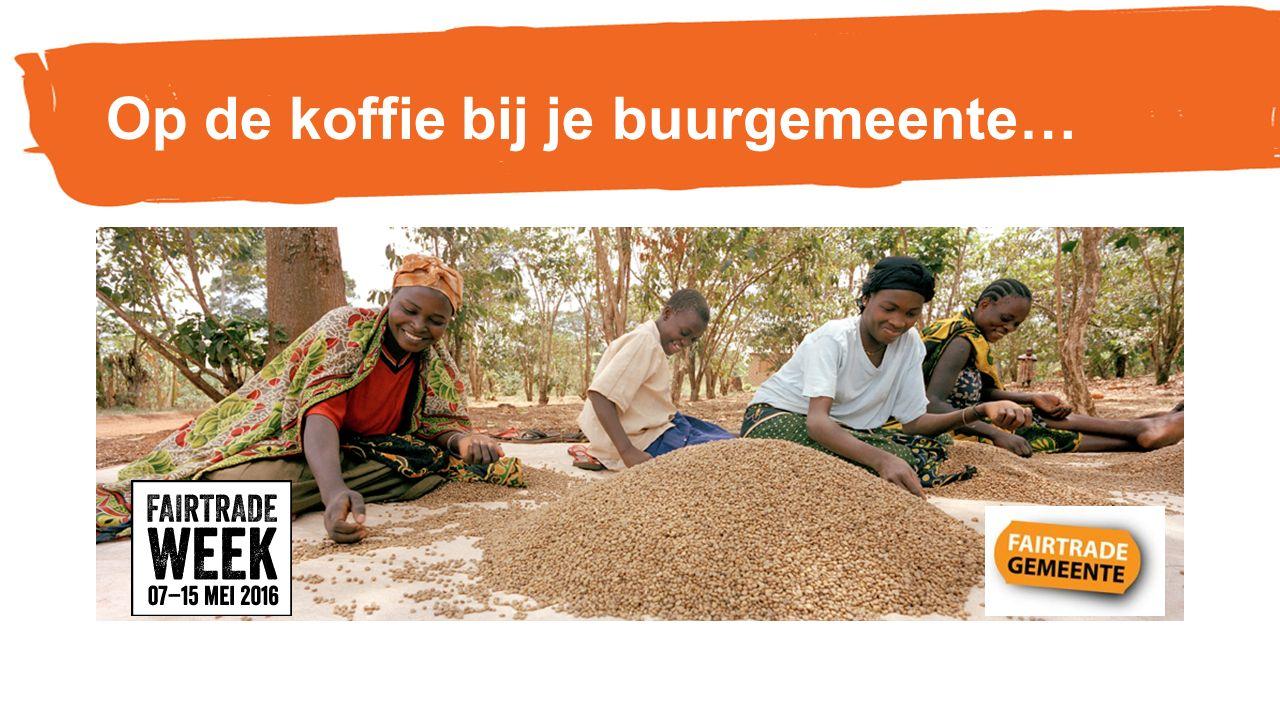 Geacht College van B&W Miljoenen kleine producenten in Afrika, Azië en Zuid-Amerika leven van de opbrengst van hun land of van de spullen die ze maken.