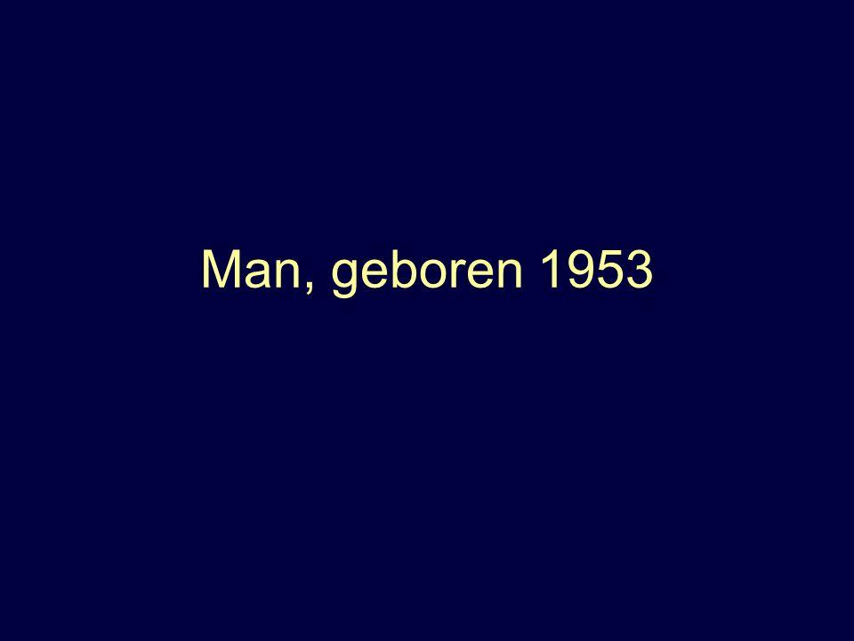 Man, geboren 1953