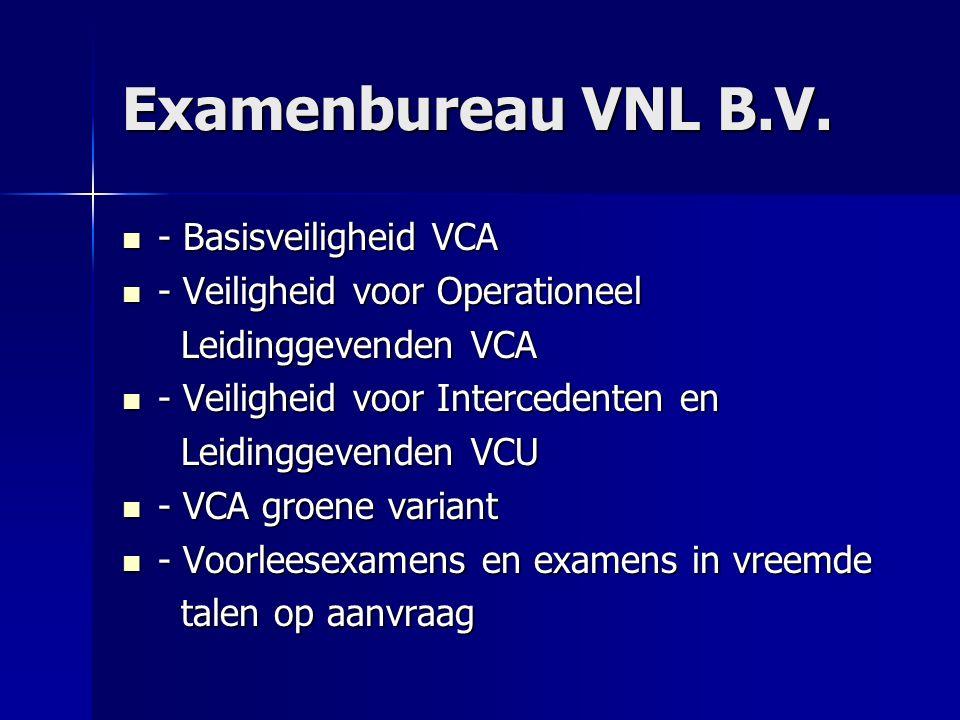 Examenbureau VNL B.V.