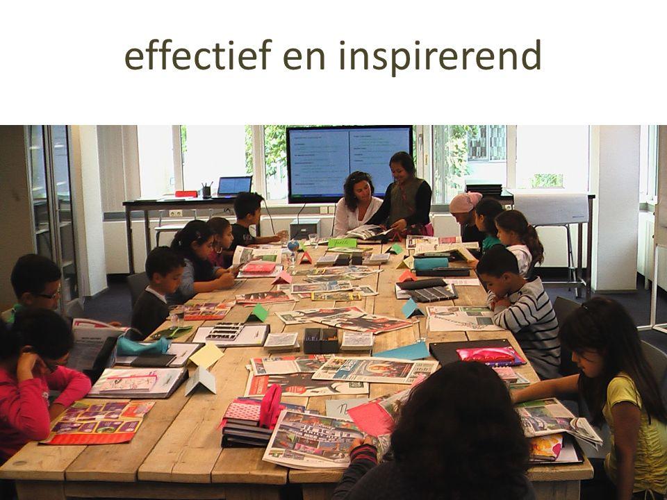effectief en inspirerend