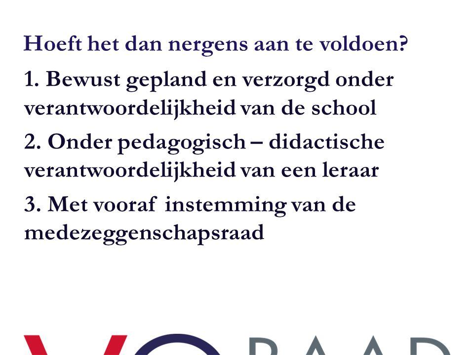 Verantwoording  Oude situatie: per leerling bijhouden en verantwoorden in vensters  Nieuwe situatie: vastgestelde onderwijsprogramma en gerealiseerde onderwijsprogramma.