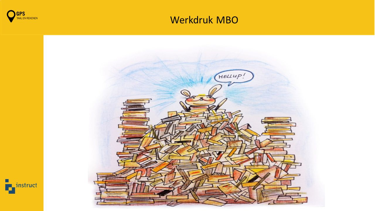 Rapportages Maatwerk Wetgeving! Voorbereiden lessen Nakijkwerk Mentorschap BPV begeleider Werkdruk MBO