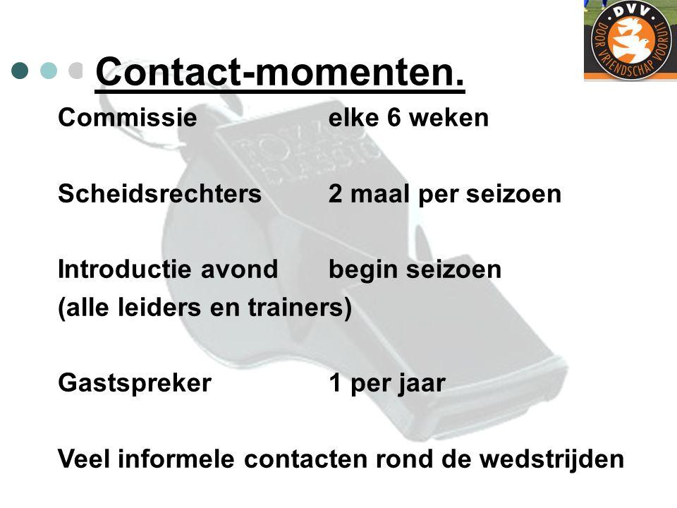 Contact-momenten.