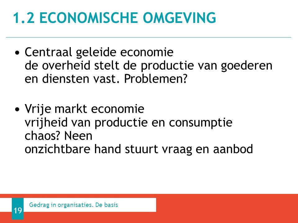 Centraal geleide economie de overheid stelt de productie van goederen en diensten vast.