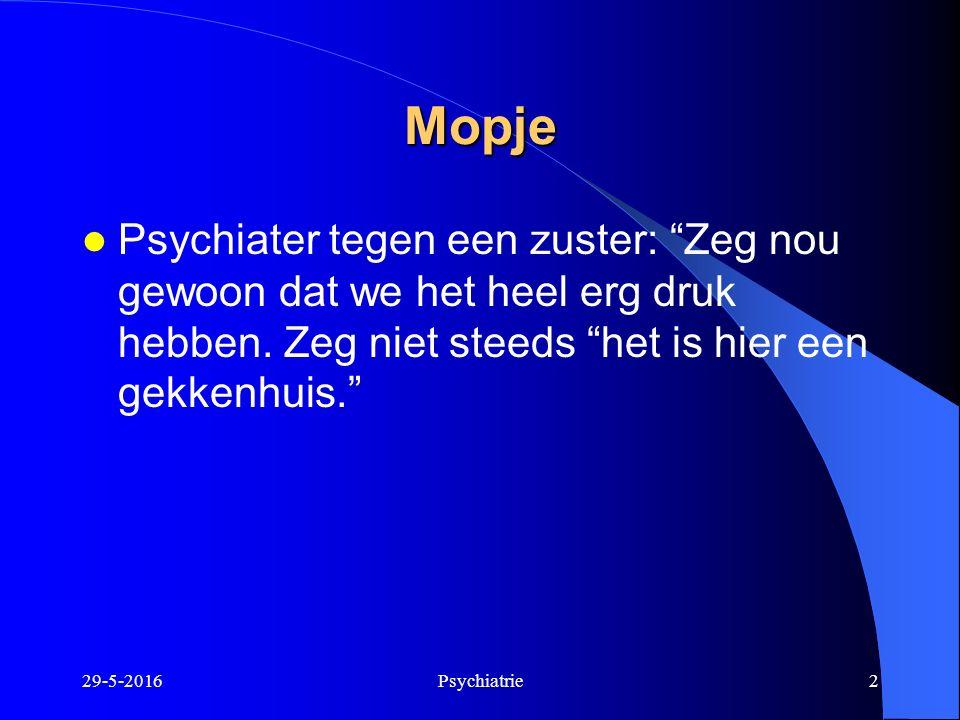 29-5-2016Psychiatrie23 Slaapstoornis