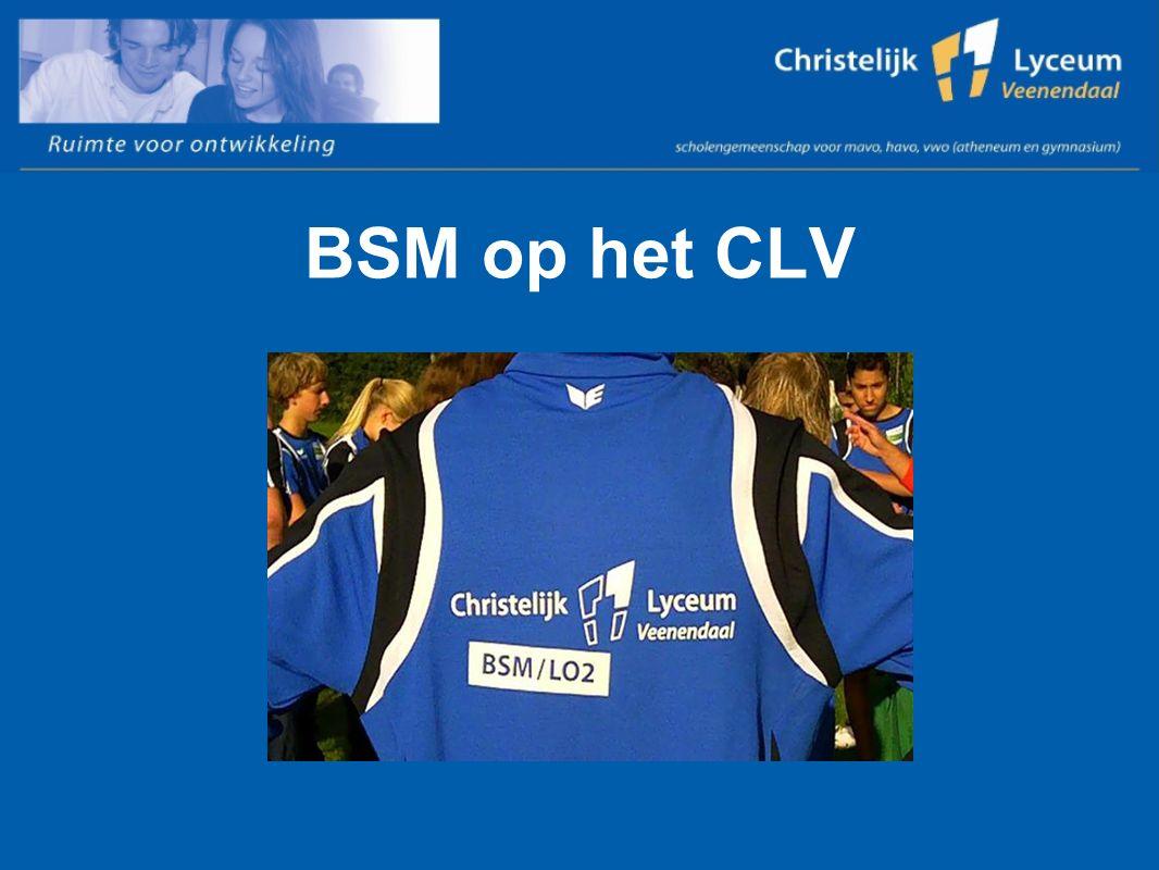 BSM op het CLV