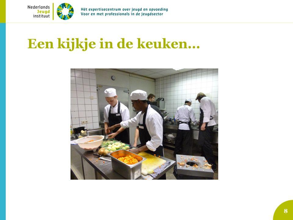 Een kijkje in de keuken… 8