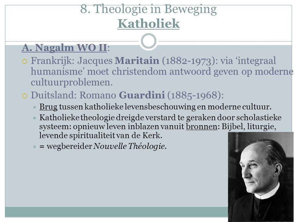 8. Theologie in Beweging Katholiek A.
