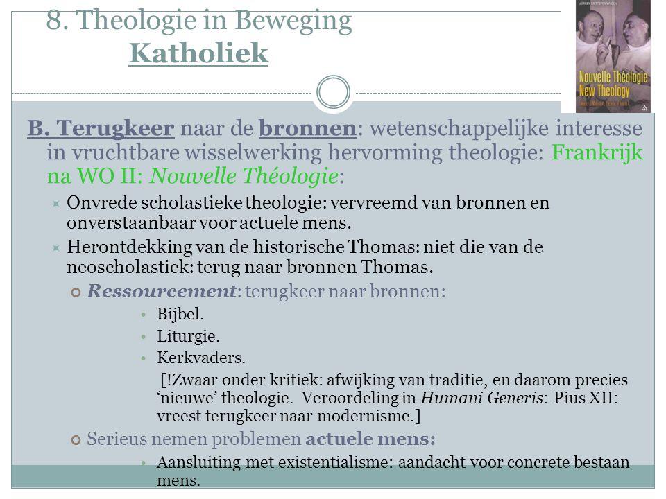 8. Theologie in Beweging Katholiek B.