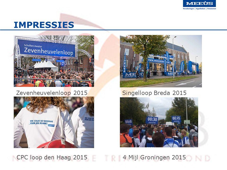 IMPRESSIES Zevenheuvelenloop 2015 Singelloop Breda 2015 CPC loop den Haag 2015 4 Mijl Groningen 2015