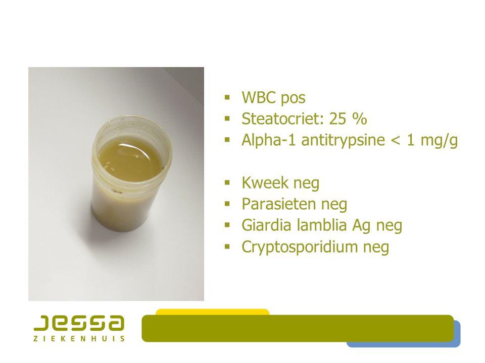  Osm 313 mOsm/kg  Na 105 mmol/l  K 58 mmol/l  Cl 60 mmol/l