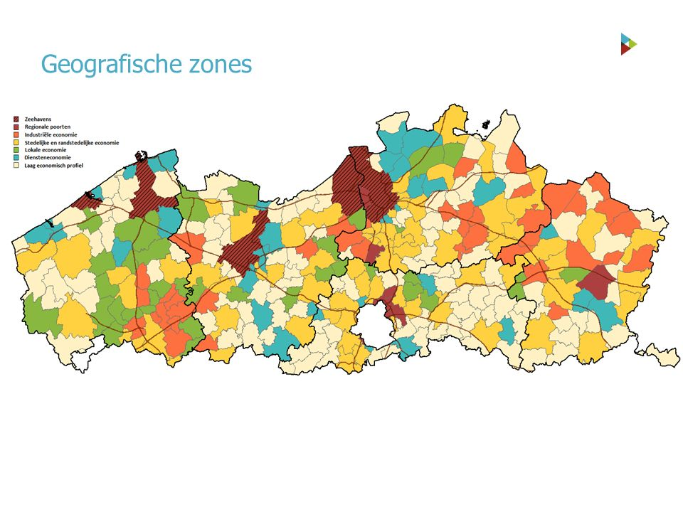 Geografische zones