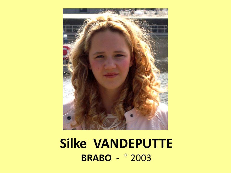 Silke VANDEPUTTE BRABO - ° 2003