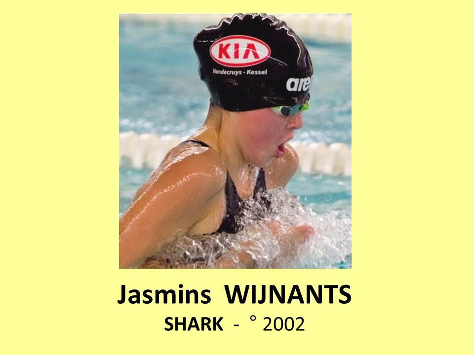 Jasmins WIJNANTS SHARK - ° 2002