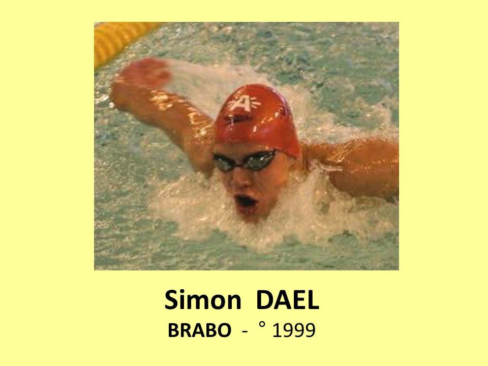 Simon DAEL BRABO - ° 1999