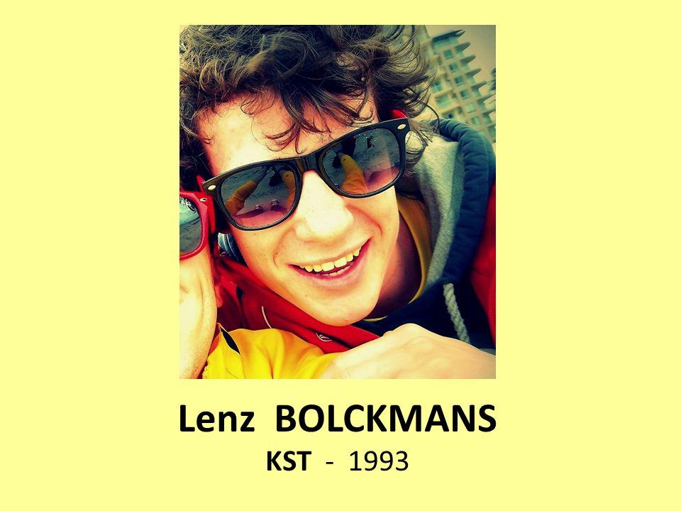 Lenz BOLCKMANS KST - 1993