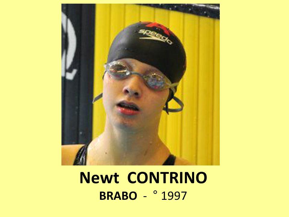 Newt CONTRINO BRABO - ° 1997