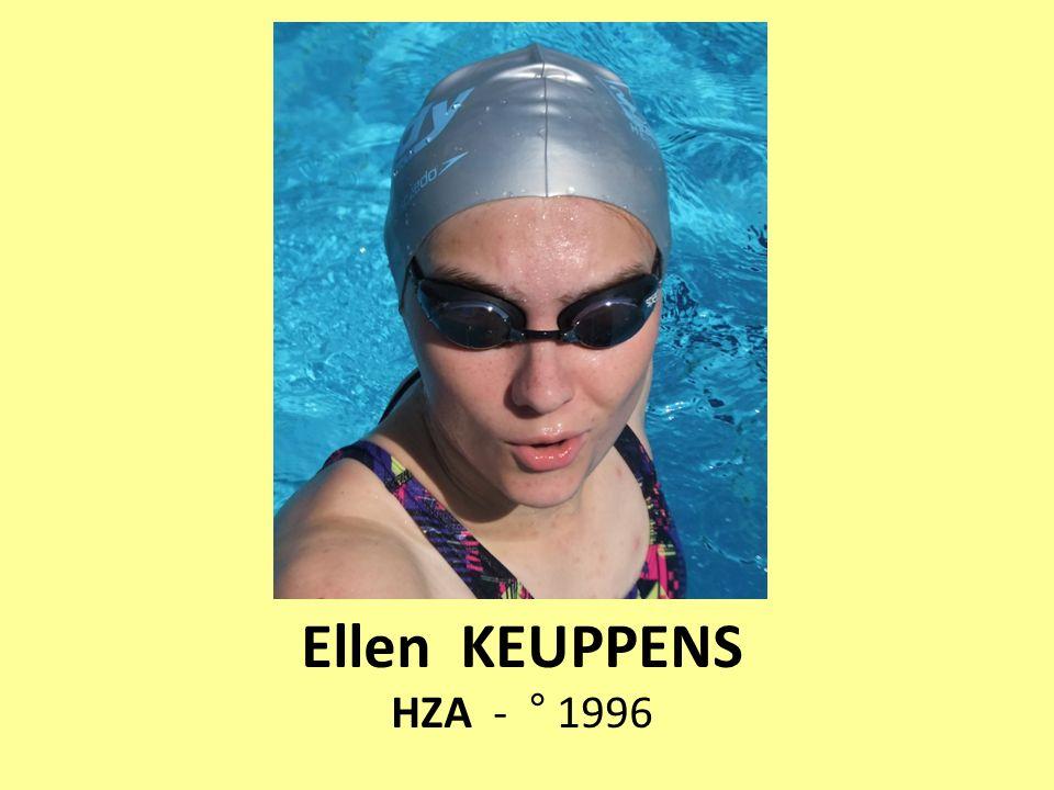 Ellen KEUPPENS HZA - ° 1996