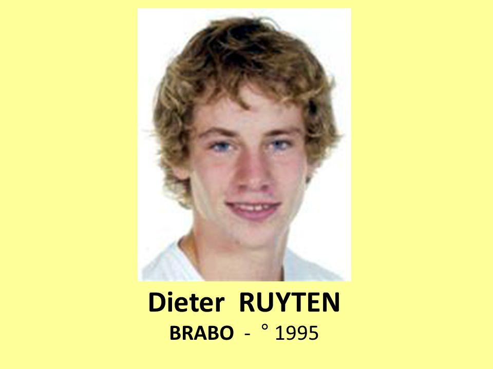 Dieter RUYTEN BRABO - ° 1995