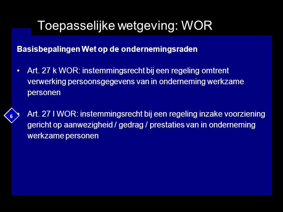 27 Pseudoklant (3) 1.Recherchebureau doet zich voor als potentiële klant om concurrerende werkzaamheden aan te tonen in strijd met gemaakte afspraken (concurrentiebeding na beëindiging arbeidsovereenkomst).