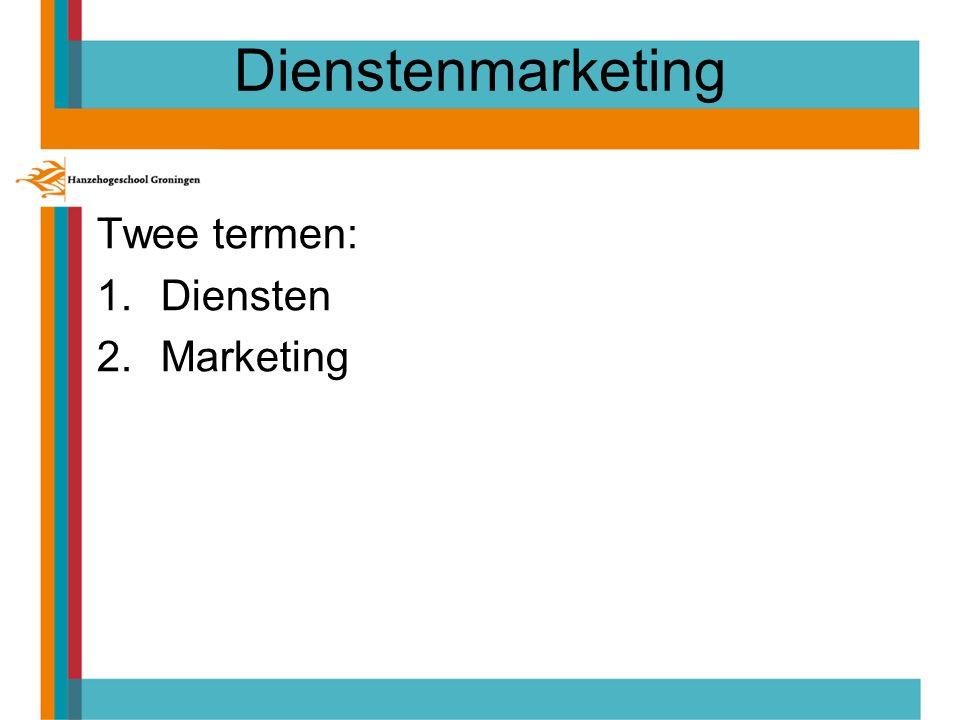 | 5 Wat is Marketing?