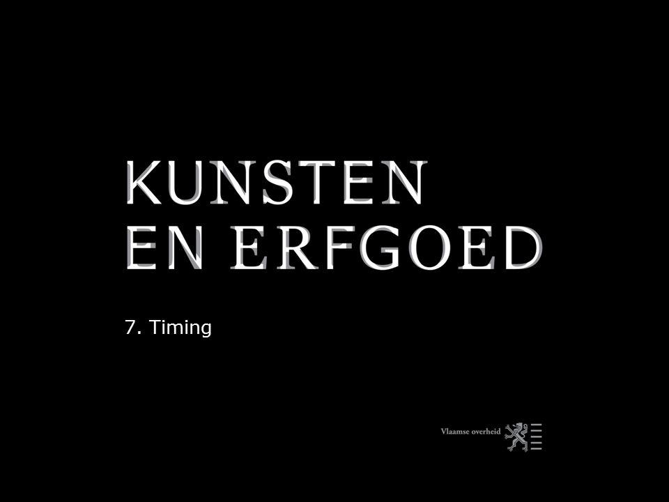 7. Timing