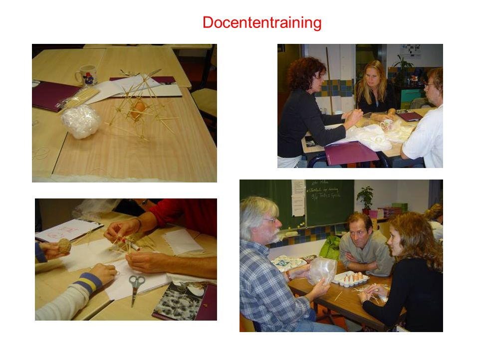 Docententraining