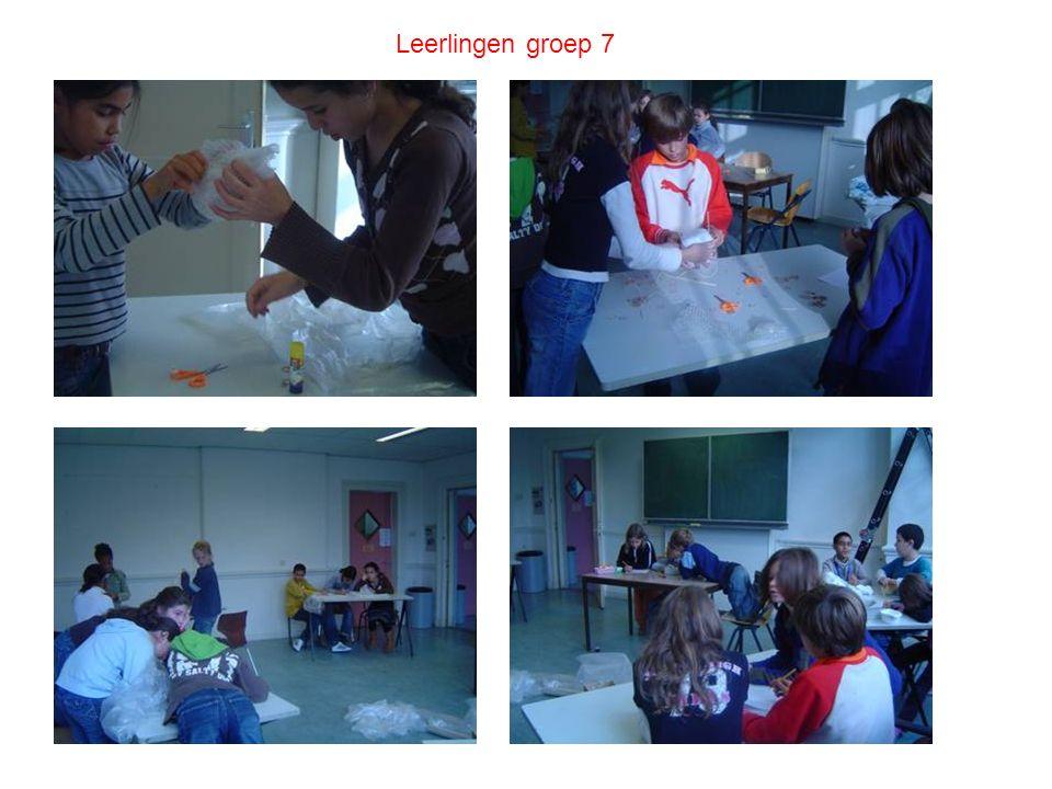 Leerlingen groep 7