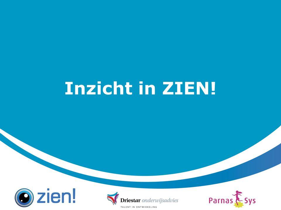 ZIEN!: de scores en normering