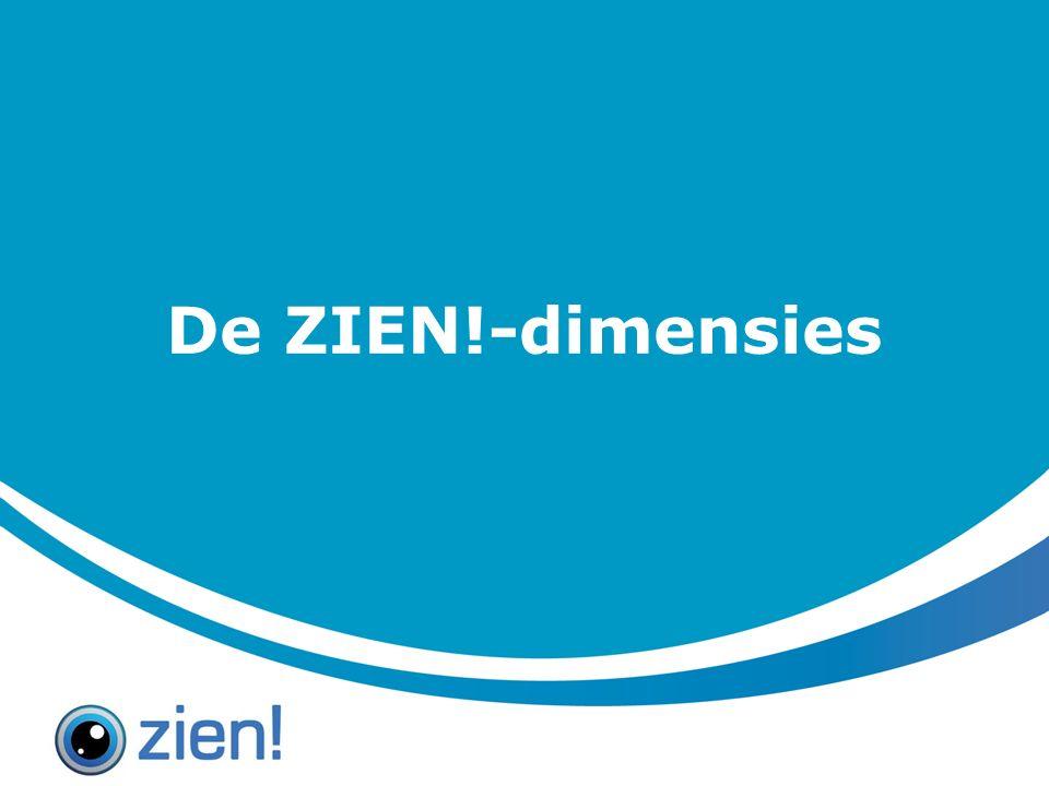 De ZIEN!-dimensies