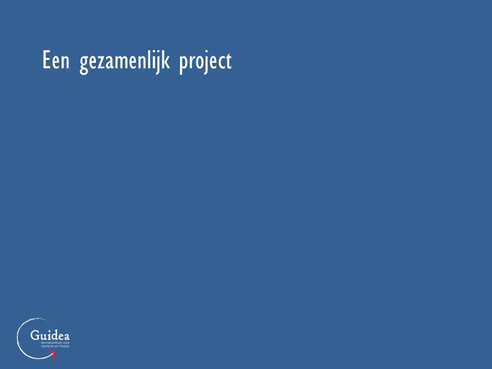 Een gezamenlijk project