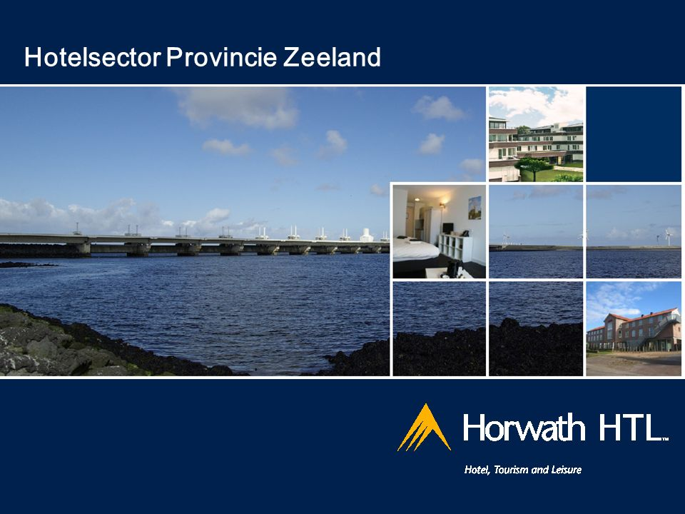 Aanbodzijde hotels 11 november 2010 12 Veere Sluis Terneuzen Schouwen-Duiveland