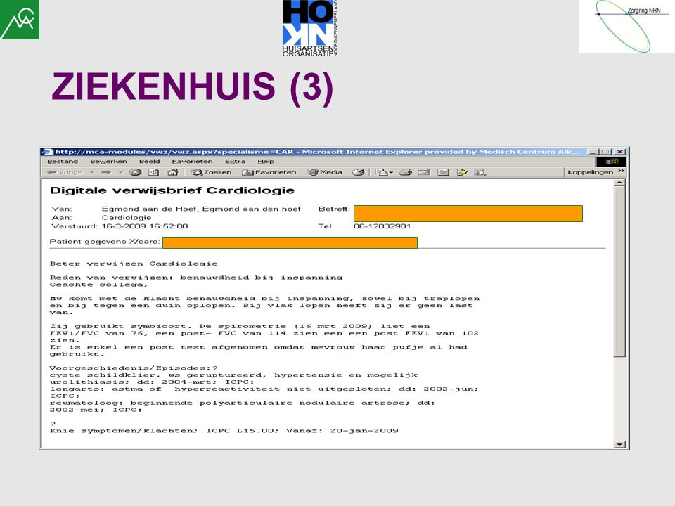 ZIEKENHUIS (3)