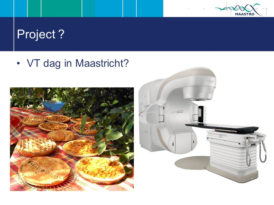 Project VT dag in Maastricht