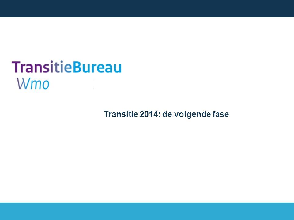 Transitie 2014: de volgende fase