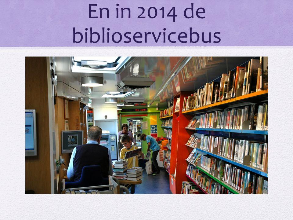 En in 2014 de biblioservicebus