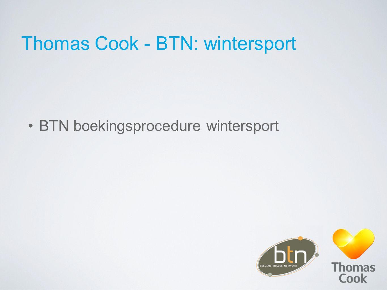 Geen specifieke accommodatie gekozen - stap 3 Scherm 'beschikbaarheid accommodatie' Bestemmingscode en oordcode invullen Bestemmingscode = IATA airport code Oordcode: zie info fiche of B2B website: Thomas Cook Agent